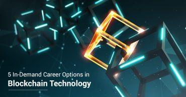 Demand Career Options in Blockchain Technology