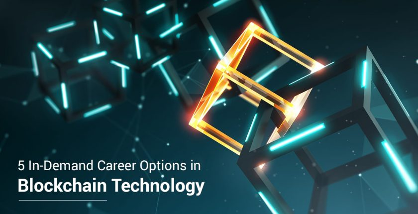 Demand Career Options in Blockchain Technology