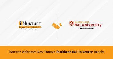 iNurture Signs MoU with Jharkhand Rai University, Ranchi