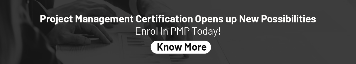 project management certification opens up new possibilities