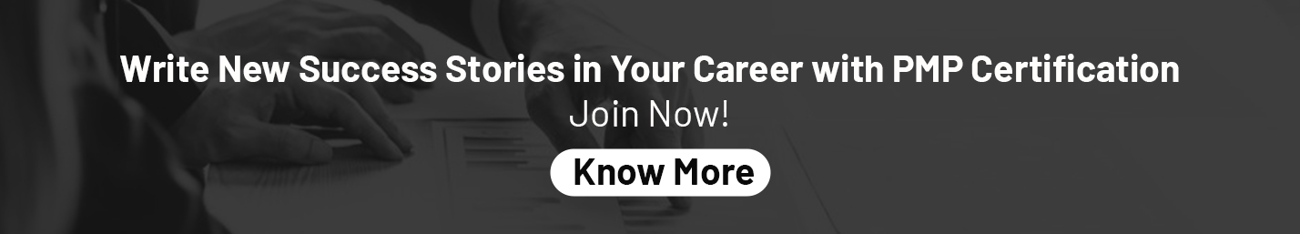 write new success stories in your career with pmp certification