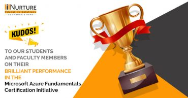 Congratulations to our Faculties and Students for MS Azure Fundamentals Certification in Cloud Technology