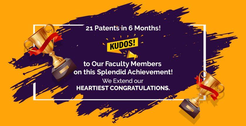 21 Patents in 6 Months - Inurture